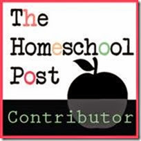 New Homeschool Post Contributor!
