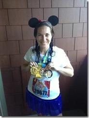 Disneyland Half Marathon 59