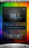 Nuova thc sense ui - widget radio fm