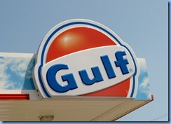 0886 Virginia, Fancy Gap - Gulf gas sign