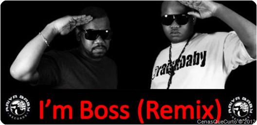 Raiva & Reptile - I'm Boss (Remix)