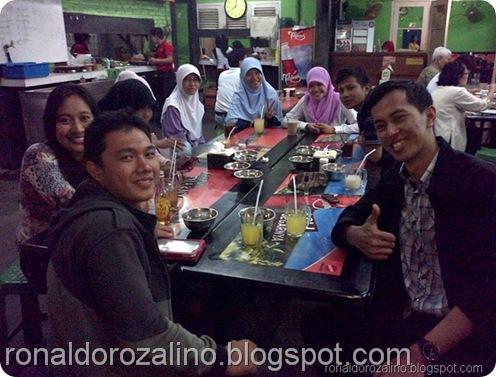 Bersama Alumni SMAN Pintar Kuantan  Singingi  di Medan Sumatera Utara (Ceritaku)
