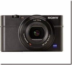 eBay: Buy Sony Cyber-shot DSC-RX100 Camera at Rs. 24182