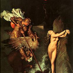 Ingres, Angelica Saved by Ruggiero) 1839.jpg