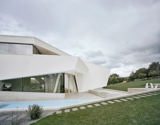 villa freundorf by project A01 architects 5