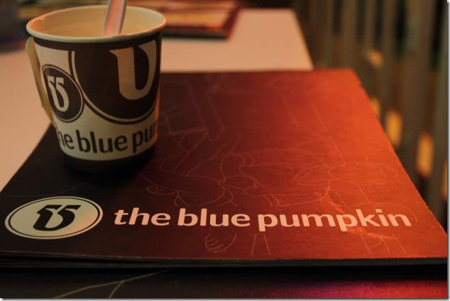Blue Pumpkin - A special dessert place in Cambodia