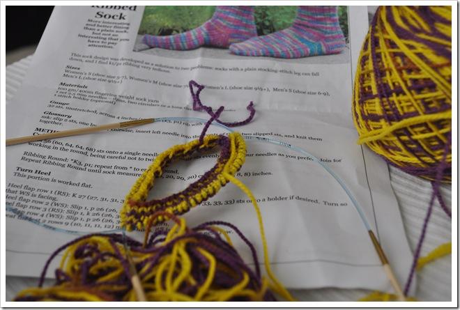 LSU socks 01012012