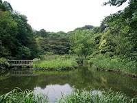 The grounds at the Tokyo Institute for Nature Study