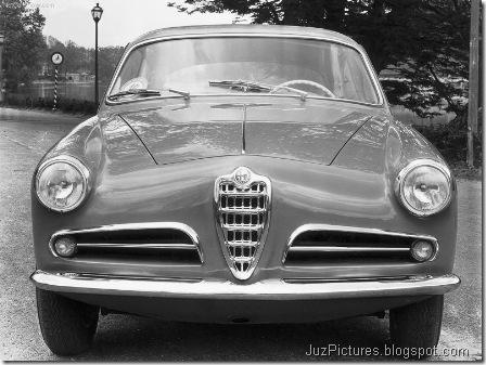 Alfa Romeo Giulietta Sprint 5