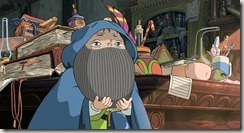 Howls Moving Castle Merkl's Disguise