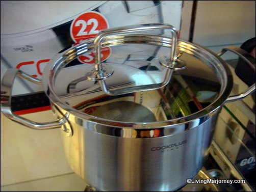 Lock & Lock Stainless Steel Cookware