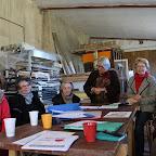 de gauche à droite: Elis, Marie Do, Dadou, Geneviève, Maryline, Claire