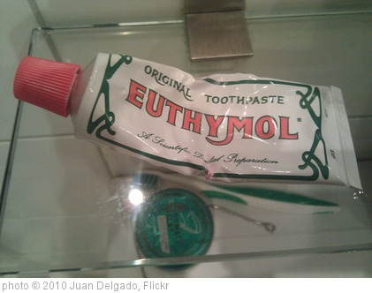 'Bollywood toothpaste' photo (c) 2010, Juan Delgado - license: http://creativecommons.org/licenses/by-sa/2.0/