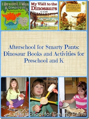 Dinosaurs: Preschool Activities and Books