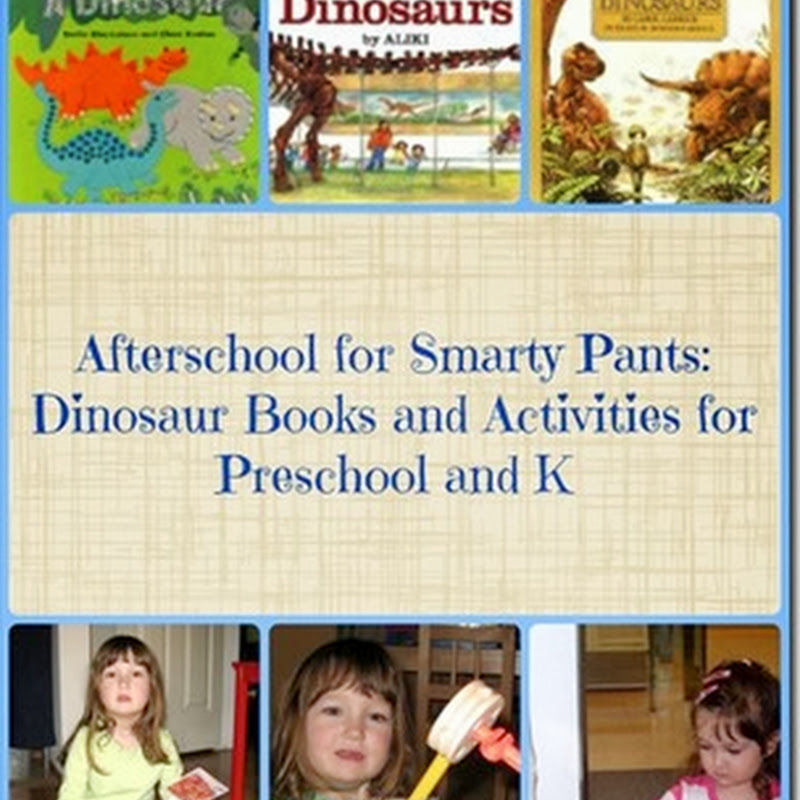 Dinosaurs For Preschool and Kindergarten