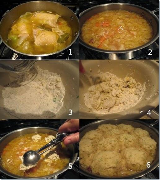 PA dumpling composit