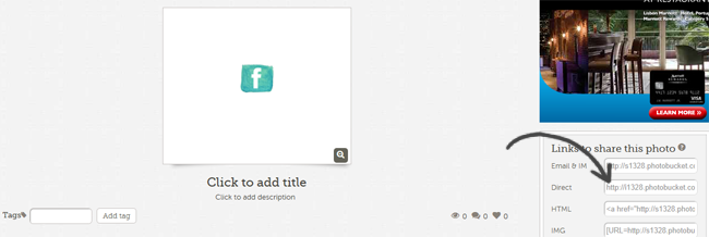 HTML Tutorial for adding Social Media Icons to your blog