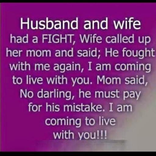 whatsapp jokes making husbands pay