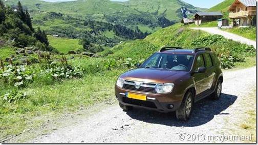Dacia Duster Alpen 06