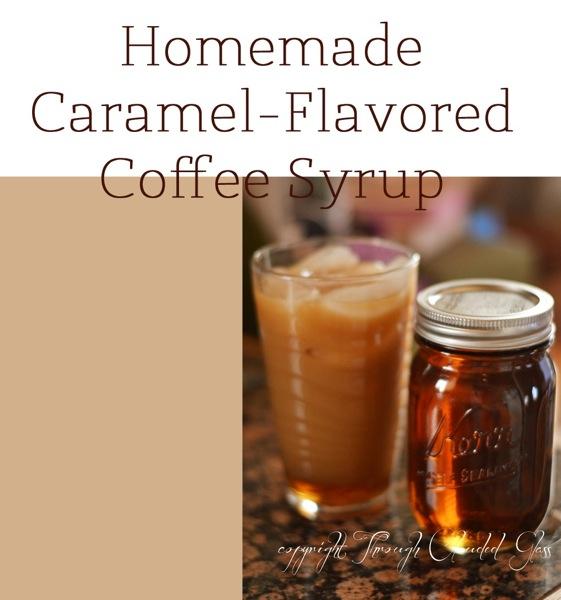 Coffeesyrup