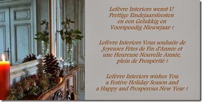 Season's Greetings 2013