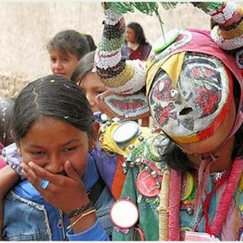 Tilcara Carnival.