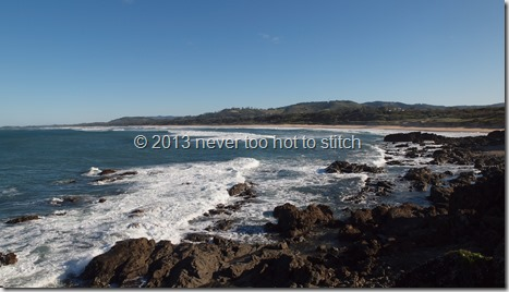Woolgoolga Back Beach