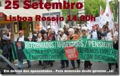 oclarinet.blogspot.com - 25 Set. Protesto contra o corte das pensões. Set.2013