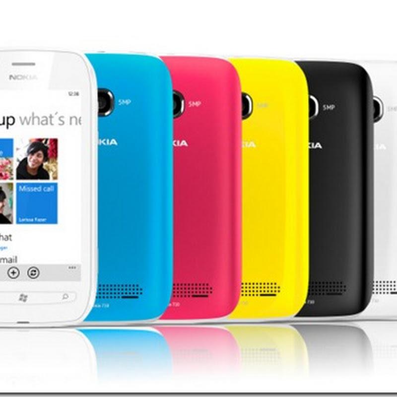 Nokia Lumia 710: características