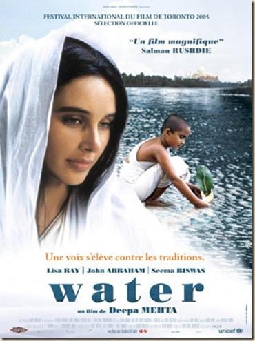 water pelicula ateismo cristianismo polemica