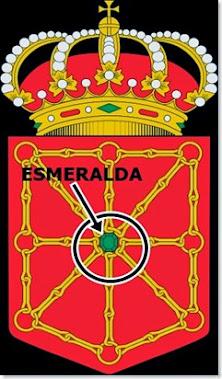 Esmeralda el Miramamolín en el escudo de Navarra