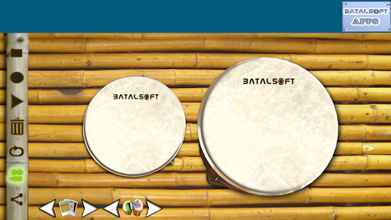 Bongo Drums HD- screenshot