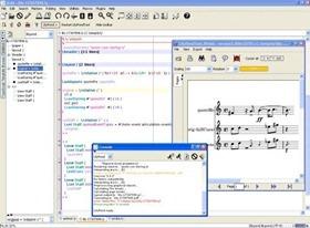 LilyPond Tool 100536
