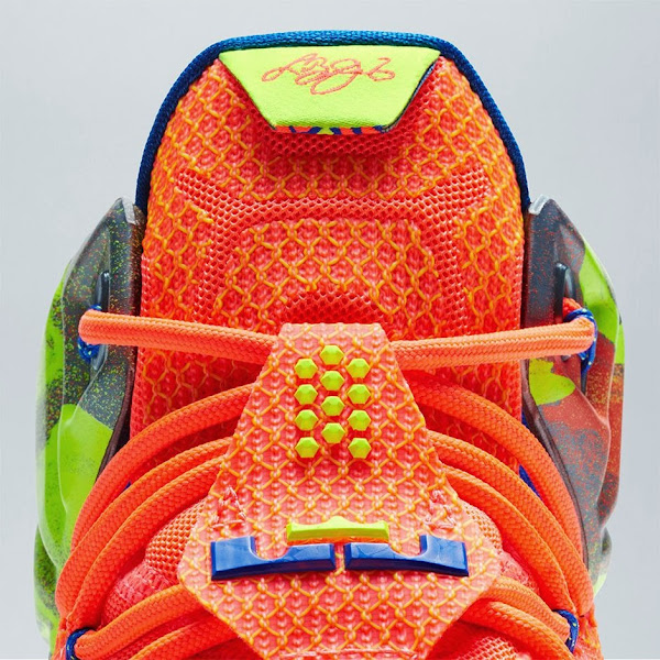 8220Six Meridians8221 Nike LeBron 12 Collection 8211 Official Look