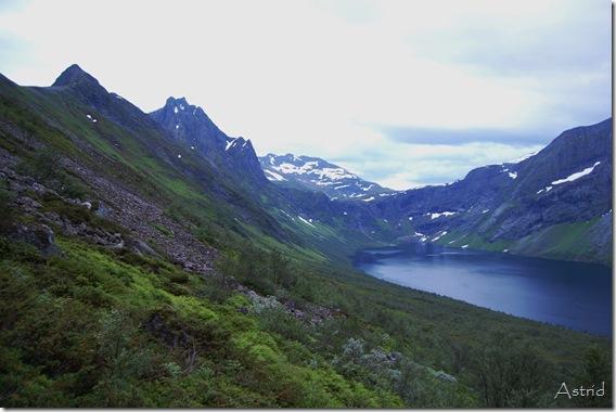 Tur til Likkjetinden   Sykkeltour 007