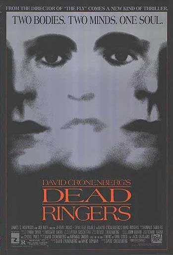 dead ringers capa