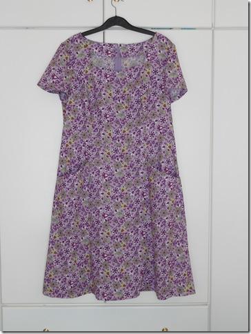 Simplicity 2174 -2nd dress