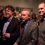 Charlena Moy, Dave Wolfenberger, Izzy Heller