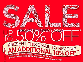 MIMCO SALE ION ORCHARD