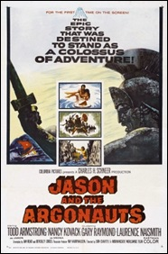 Jason and the Argonauts - poster