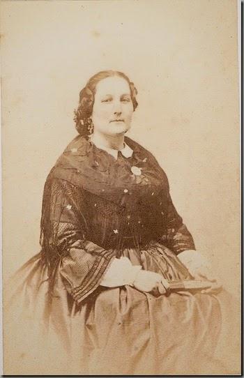 SIGLO XIX  INDUMENTARIA VALENCIANA. Fotoìgrafo Ludovisi, ca. 1870
