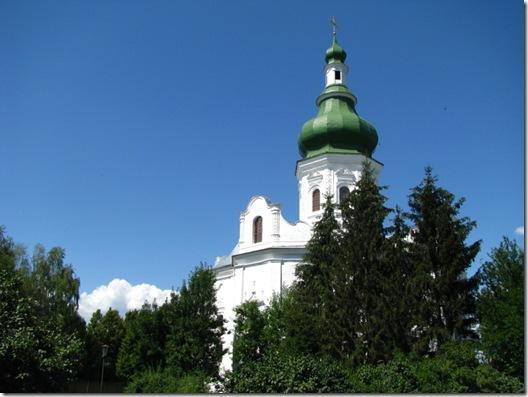 Переяслав, церква