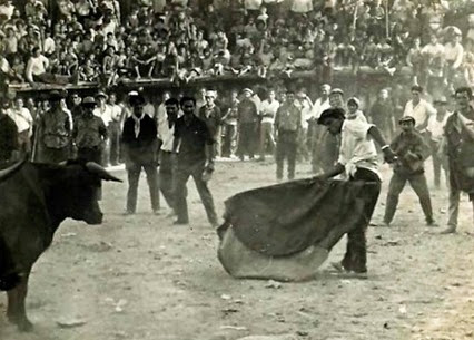 Aldeadávila de la Ribera, Manolo Cañuelo, 1958 - copia