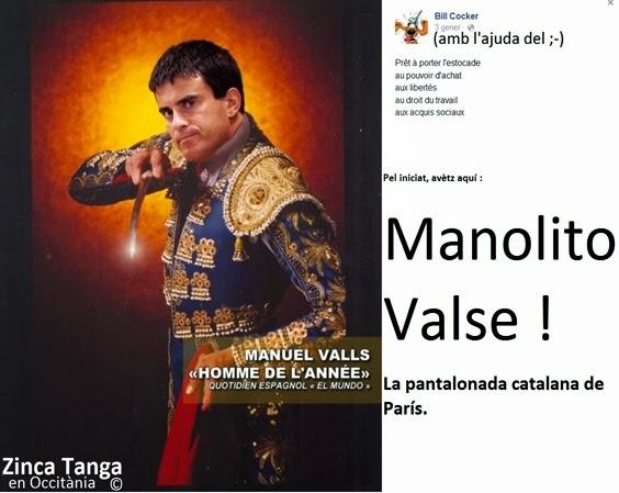 Manolito Valse a París