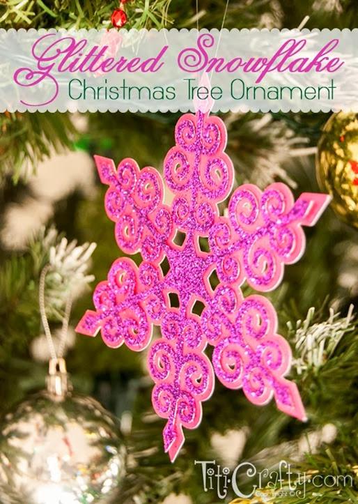 Glittered-Snowflake-Christmas-Tree-Ornament-DIY-Tutorial