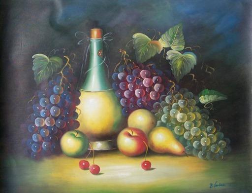 vinho decoupage 4
