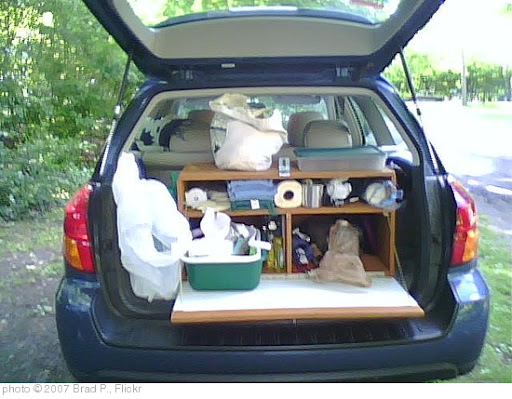 'Family car camping - with the chuck box' photo (c) 2007, Brad P. - license: http://creativecommons.org/licenses/by/2.0/