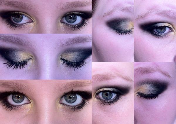 Hufflepuff Makeup