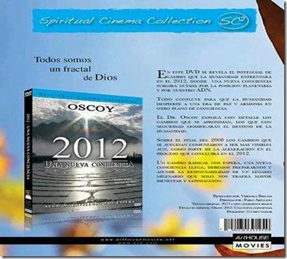 2012 Una Nueva Conciencia Line-do