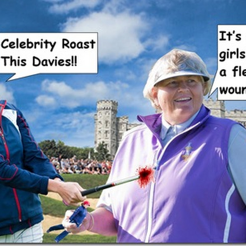 Solheim Cup 2011- Hassle In The Castle, Bring It On!